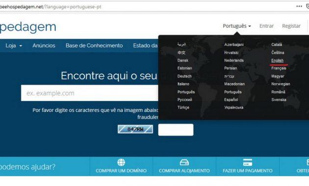 Cara Daftar domain .COM Gratis